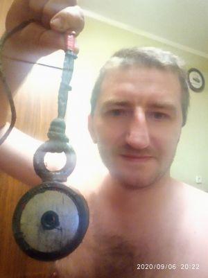 Що можна витягти з води на пошуковий магніт - магнітна рибалка - Євген витянув свій пошуковий магніт іншим магнітом