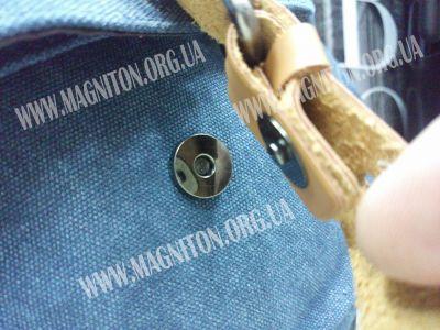 http://magniton.org.ua магнит на сумку кнопка 18,5 мм купить украина