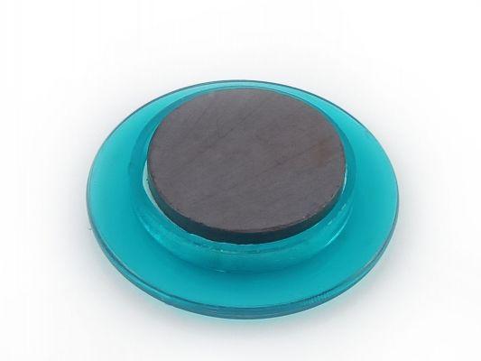 ферритовый магнитик цветной для записок на холодильник