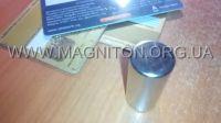 магнит 15 мм в диаметре - воздействие на магнитную ленту
