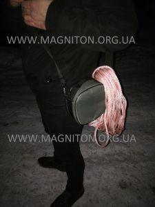 cумка для пошукового магніту