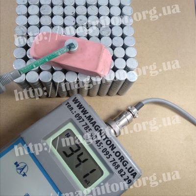 магніт неодимовий україна перевірка індукції
