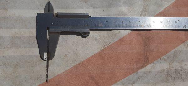 атмор - сверло 1,9 мм под датчик