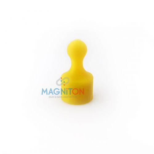 магнитная пешка для стеклянной доски