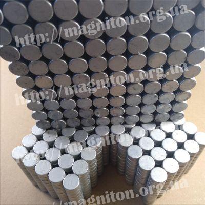 магнит неодимовый купить 10х5 цинк