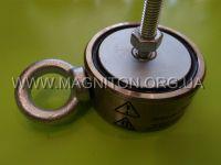 F200x2 магнит двосторонній пошуковий