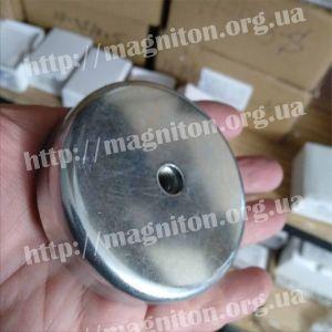 магнит Ду 80 в корпусе с внутренней резьбой купить в Украине