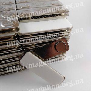 магнітне кріплення під бейдж купить Україна