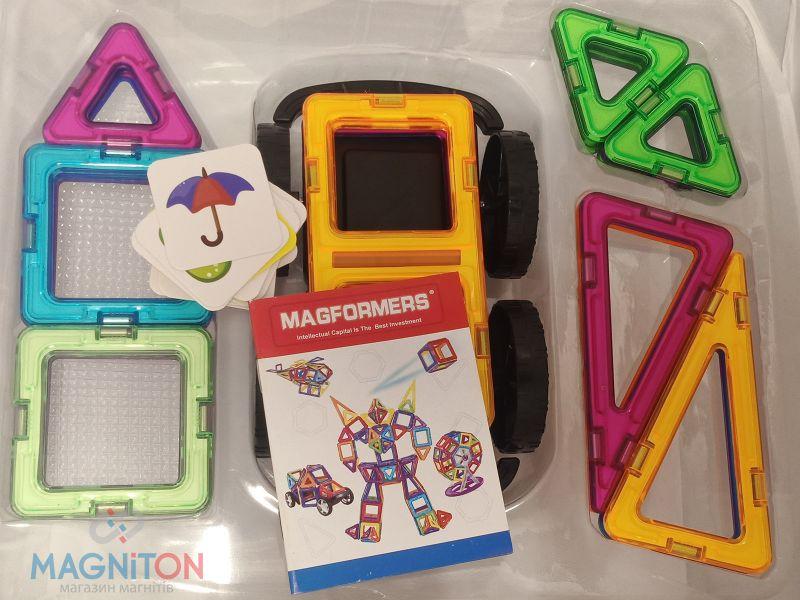магнітний конструктор подарунок для дитини