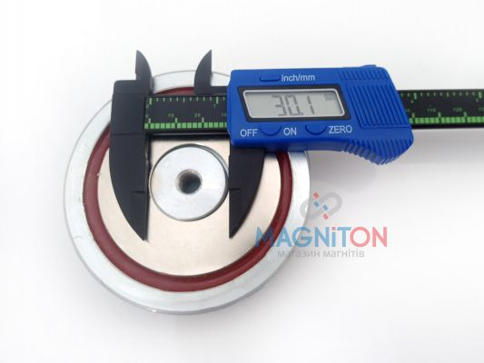 магнит поисковый непра 300 кг диаметр