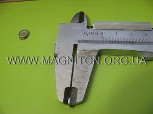 измерение толщины магнита, магнит Украина