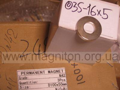 Магниты в коробках