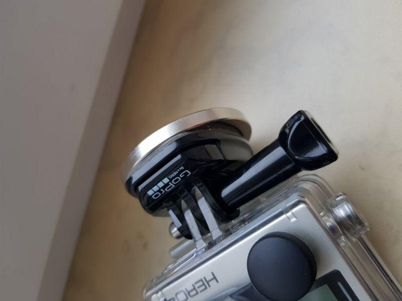 круглый магнит на крепление для камеры