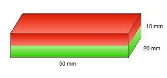 50х20х10 мм магнит