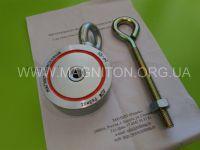 Двосторонній пошуковий магніт Редмаг на 120 кг