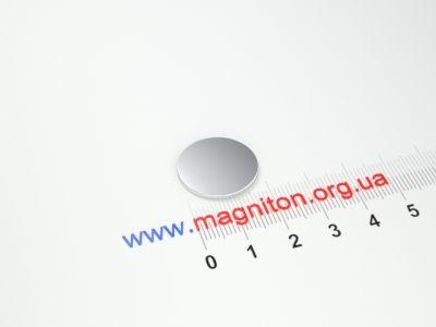 купить магнит для вшивания в ткань 20х1,5 мм